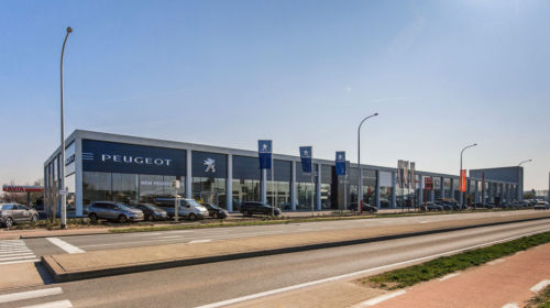 Imacar Sint-Niklaas Showroom 2