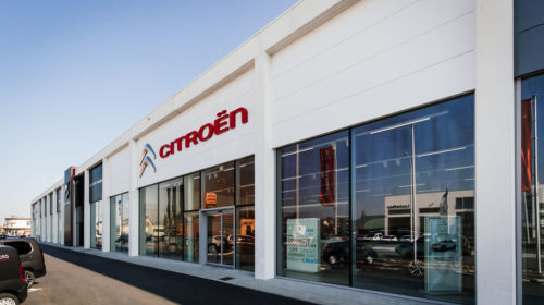 Imacar Sint-Niklaas Showroom Citroen